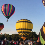 hot air balloons image