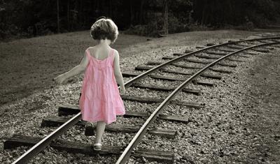on track image