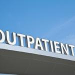 outpatient signage